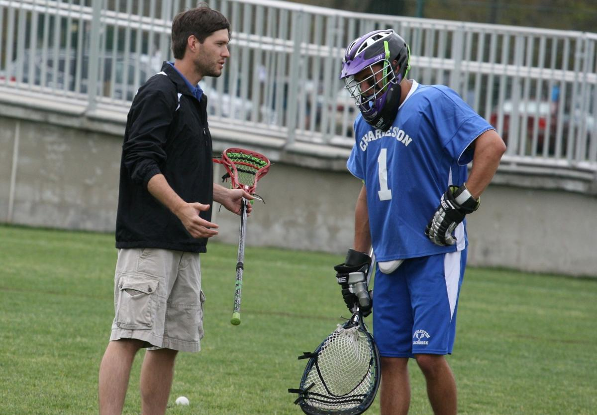 Uniting a team Charleston Tribe lacrosse players inspired by teacher