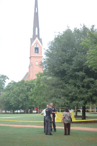 Woman found dead in Marion Square identified