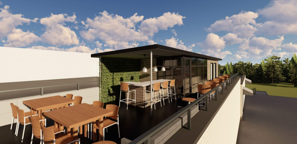 Brooks Brothers closes downtown; new West End rooftop bar ...