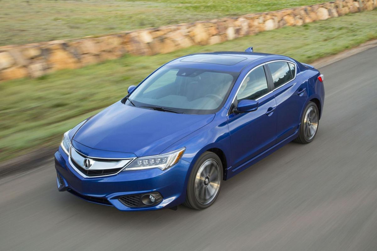 2016 Acura ILX Comfortable, features-packed sedan should boost carmaker's stock in entry-level luxury field