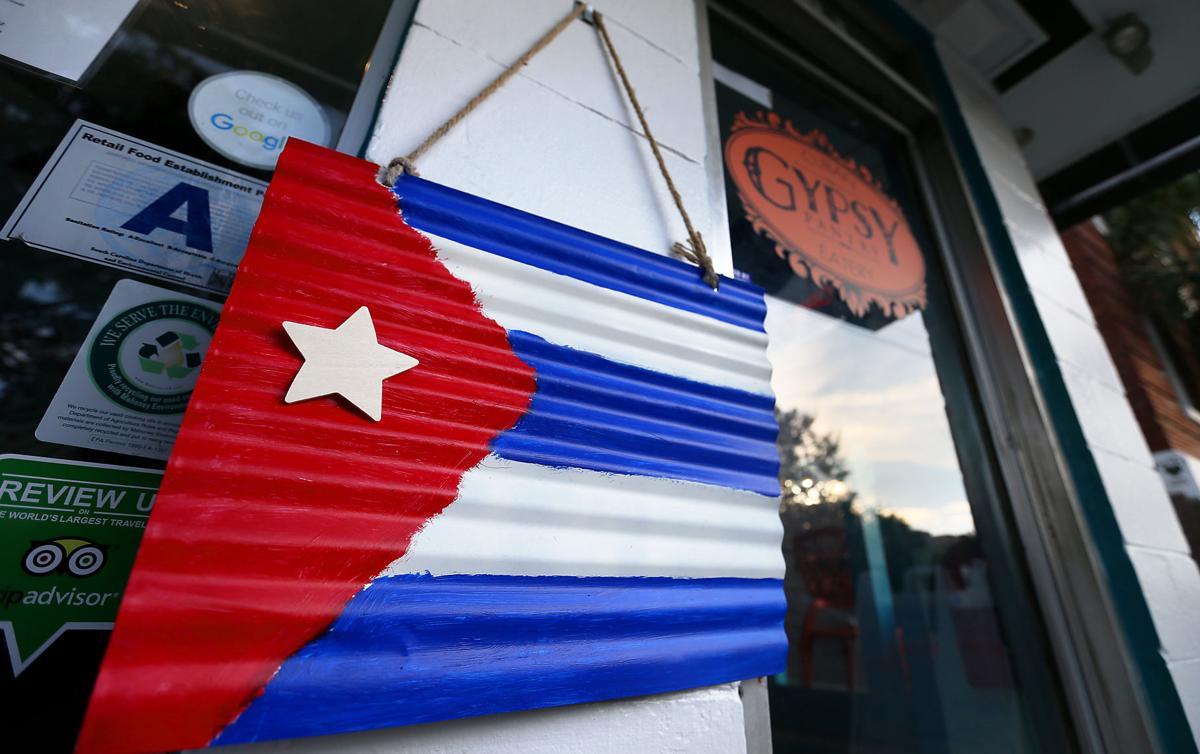 Gypsy Cuban Food Truck