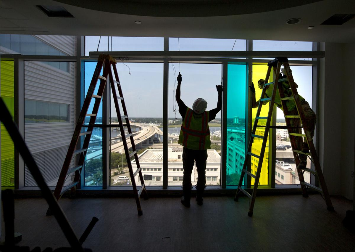 MUSC offers early look at new children's hospital in
