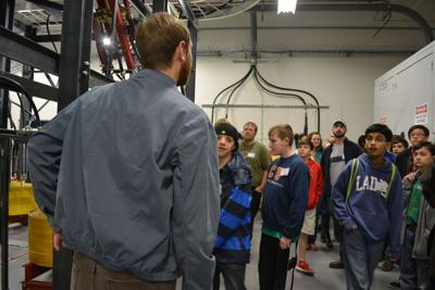 Charleston-area students engineers for a day through Clemson's 'Emagine!' program