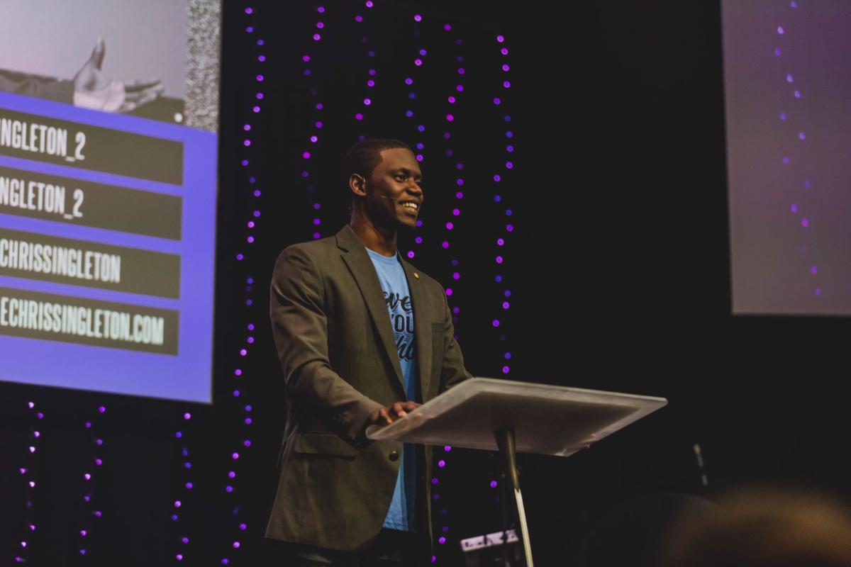 Chris Singleton at Awaken Church (copy)