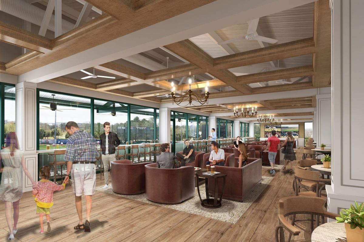 Charleston RiverDogs offer a look at Riley Park's future club level