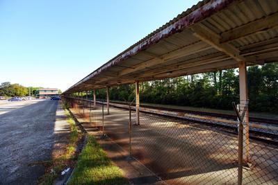 CARTA plans new train, bus hub at historic Liberty Hill