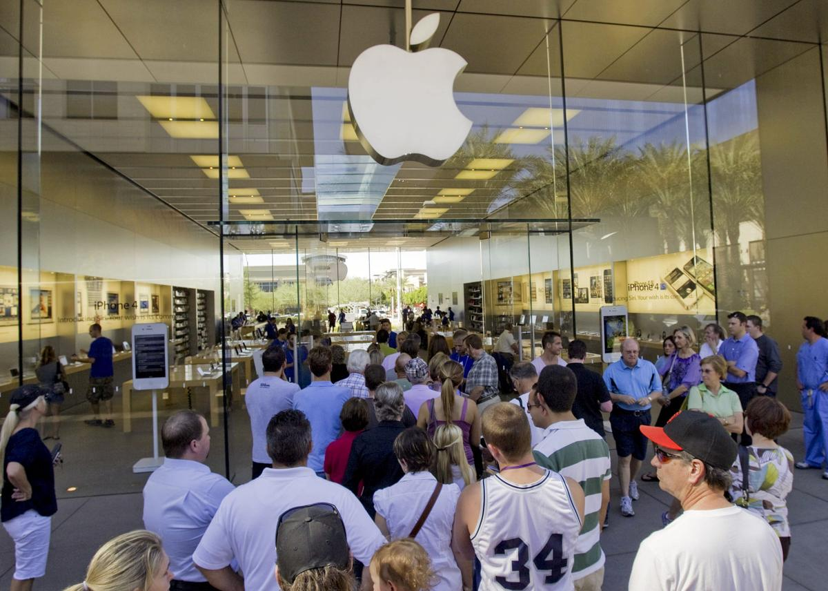 Delivery times rise for Apple iPhone 5