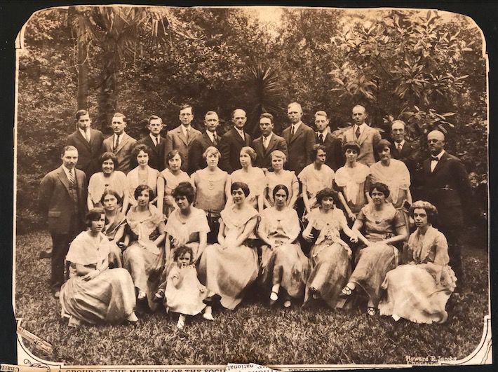 Preservation Society of Charleston