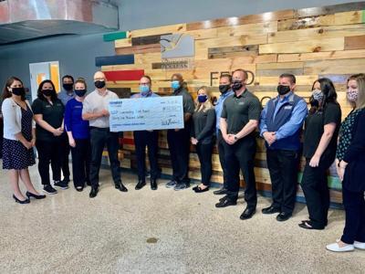 Hendrick Automotive donates to Lowcountry Food Bank