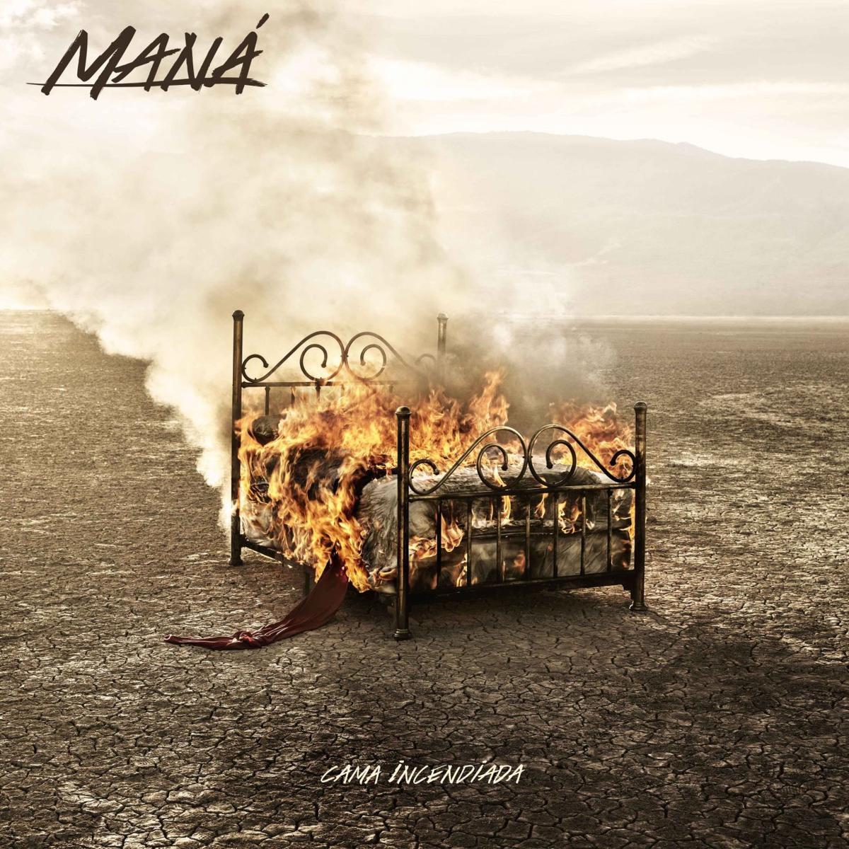 Mana, 'Cama Incendiada,' Warner Music