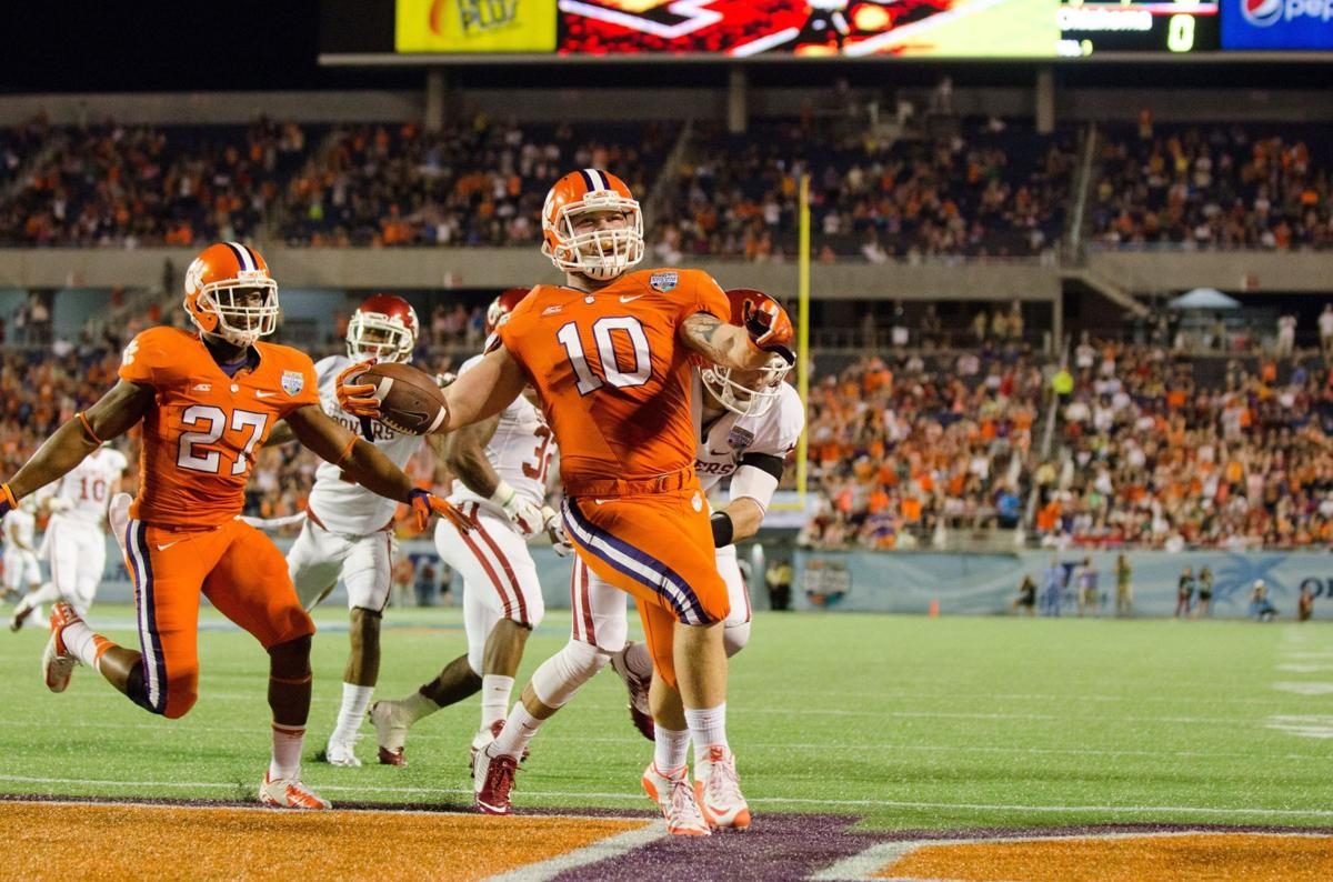 Clemson players respect, but don't revere, the Notre Dame name