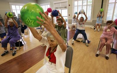 S.C. ranks 36th for senior health
