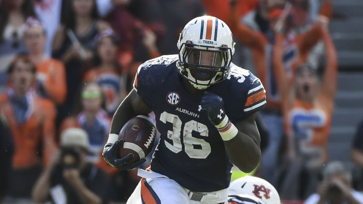 Defense highlights Auburn's first road game in top 15 clash