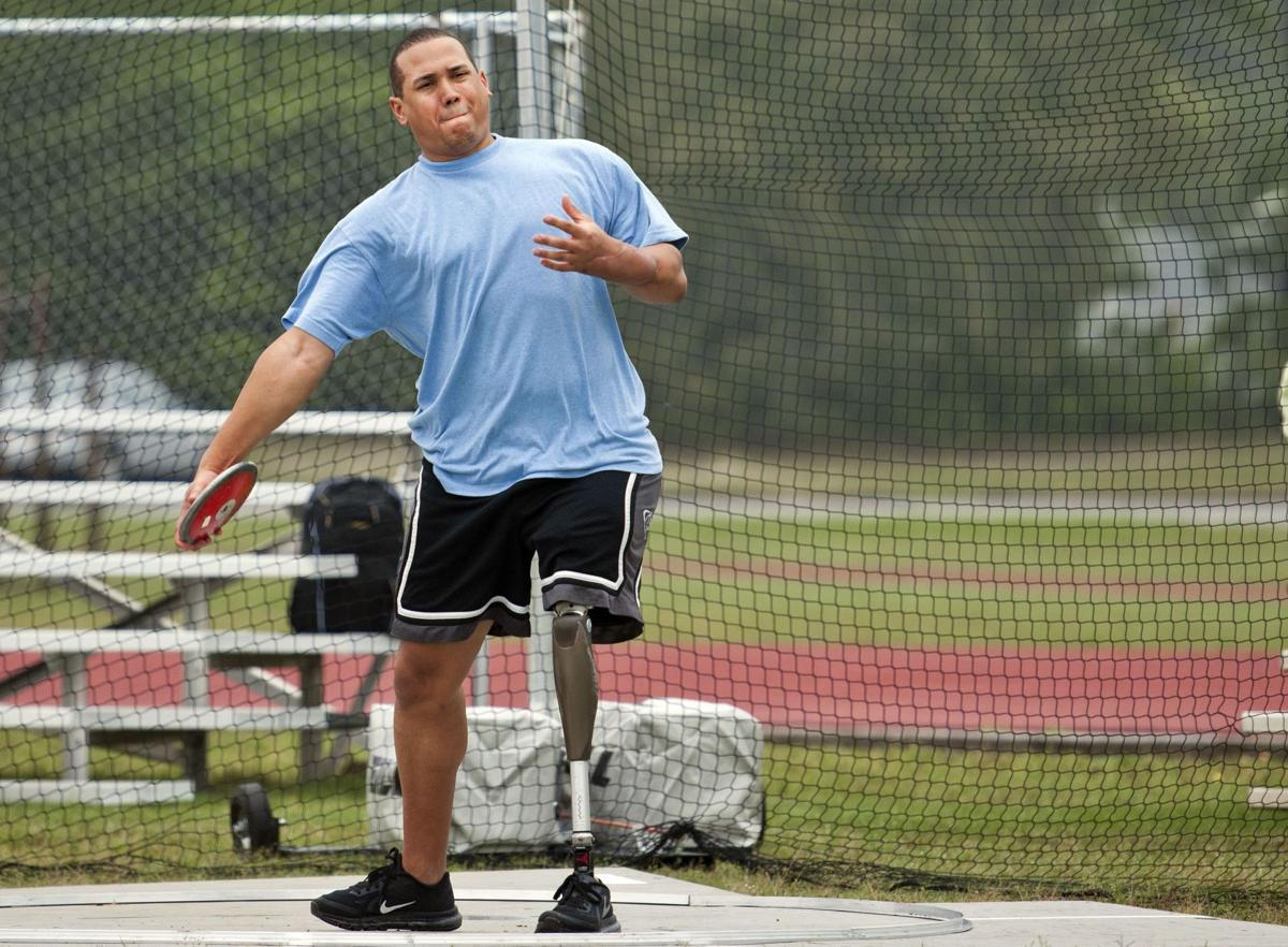 Severely injured vets find healing, hope through sports