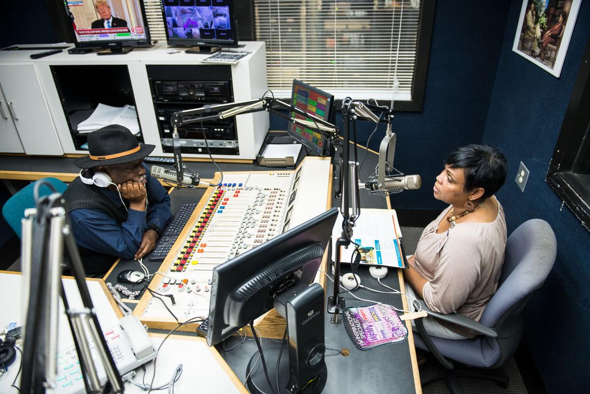 Columbia Radio's The Urban Scene Has Served the Black Community for