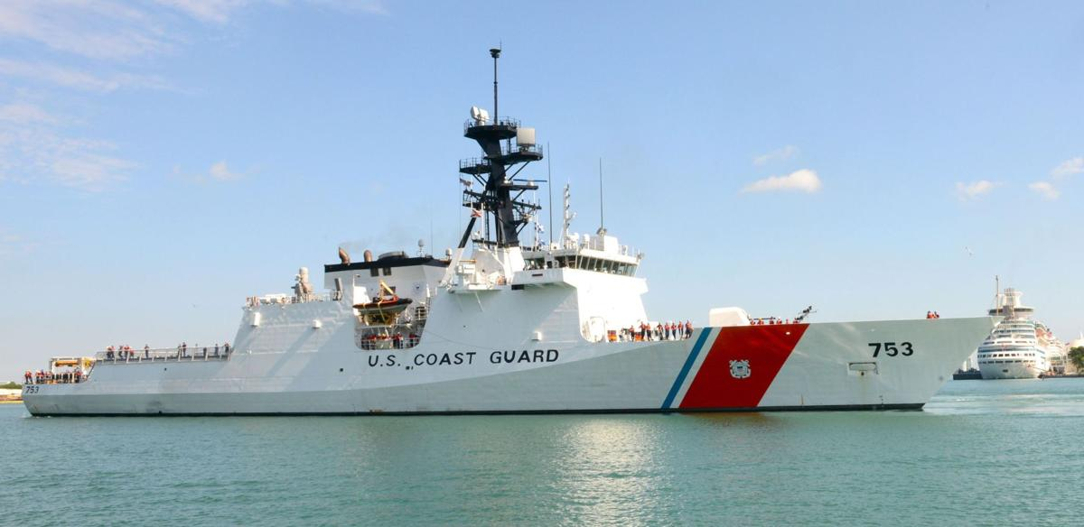Coast Guard Sector Charleston sets open house Saturday