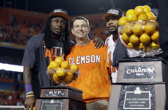 Sapakoff: Clemson must win the turnover battle in Athens