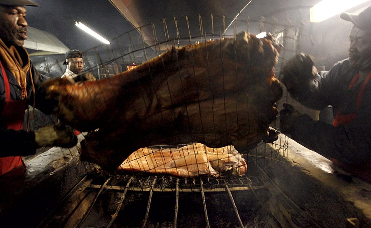 Texas Monthly barbecue editor's tips for SC-TX BBQ attendees