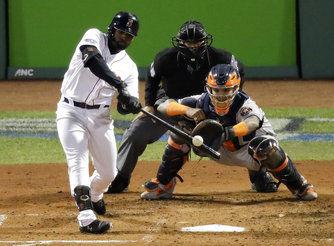 ALCS Astros Red Sox Baseball (copy)