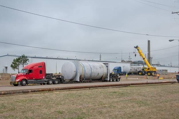 Generators, Truck, DOE Photo
