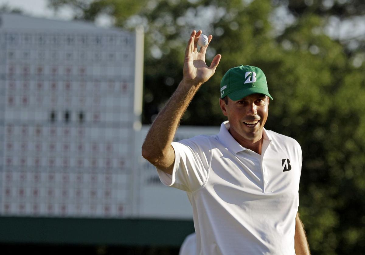 Kuchar ready to tee off at Heritage