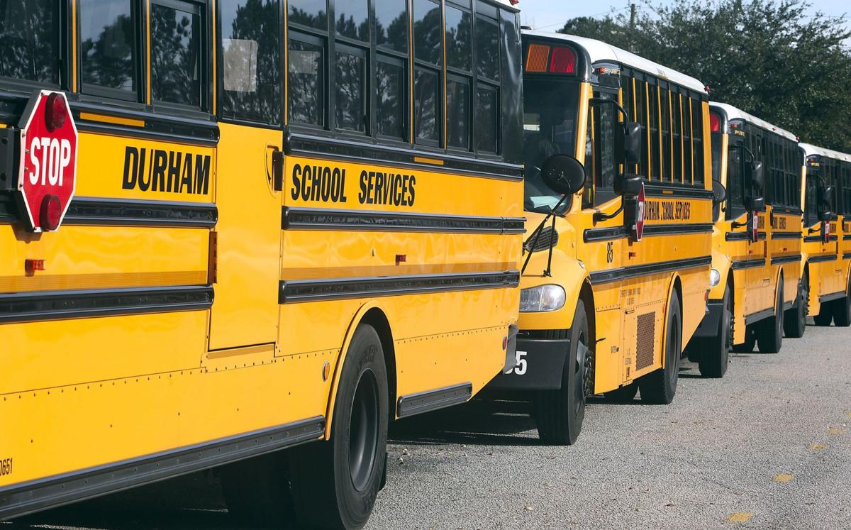 Charleston County's school bus contractor gets $1 million