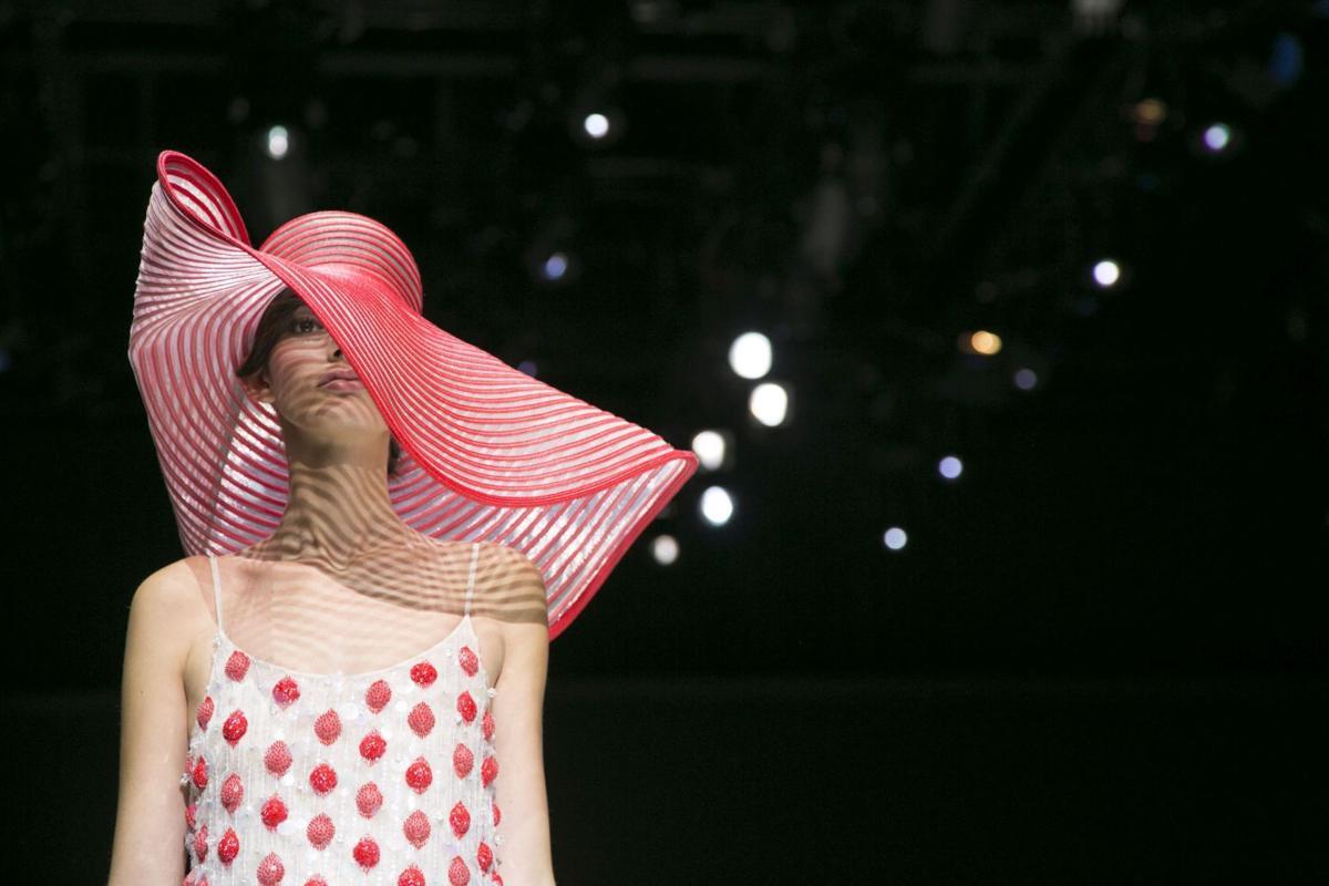 Fashion Week in Paris and Milan