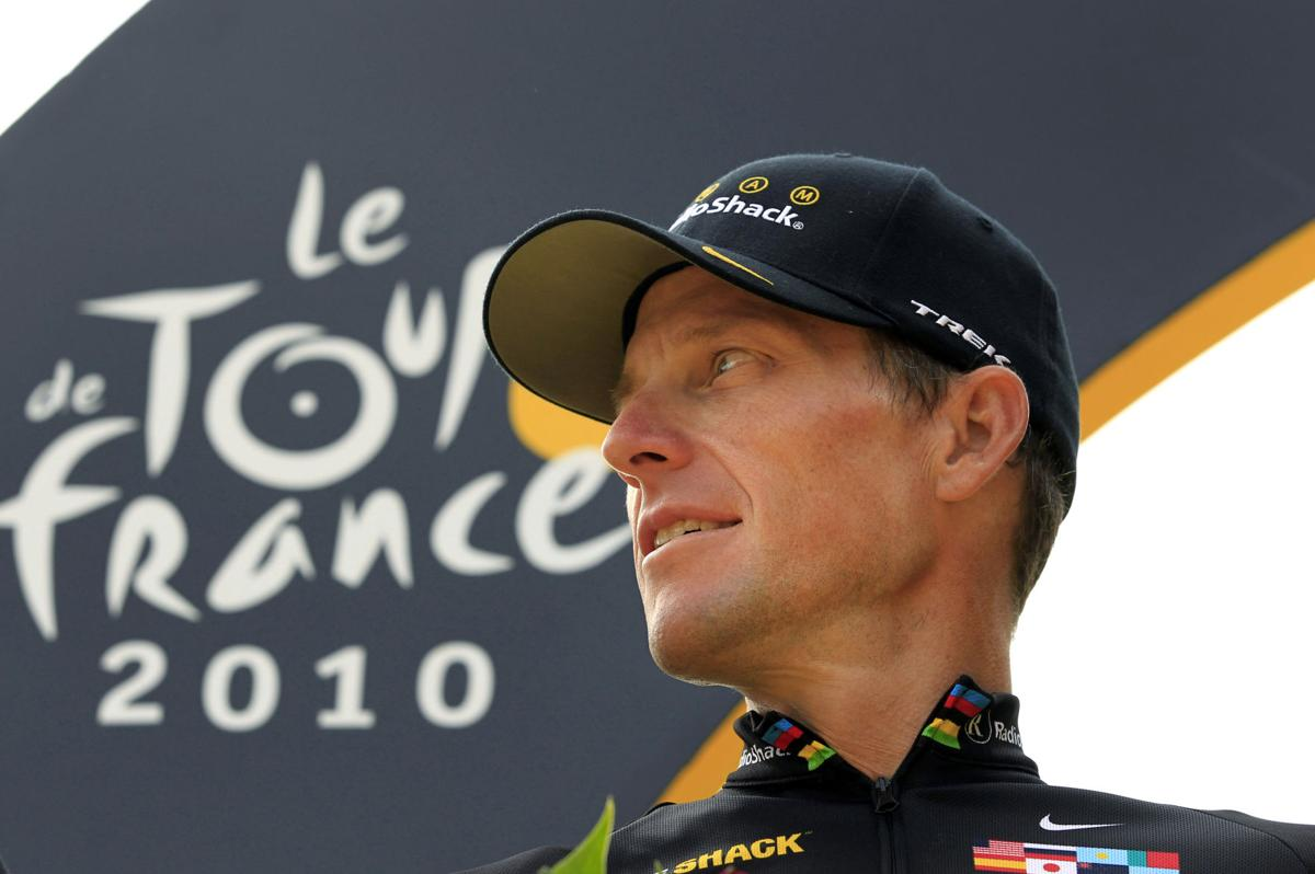 Con job comes to an end for Armstrong