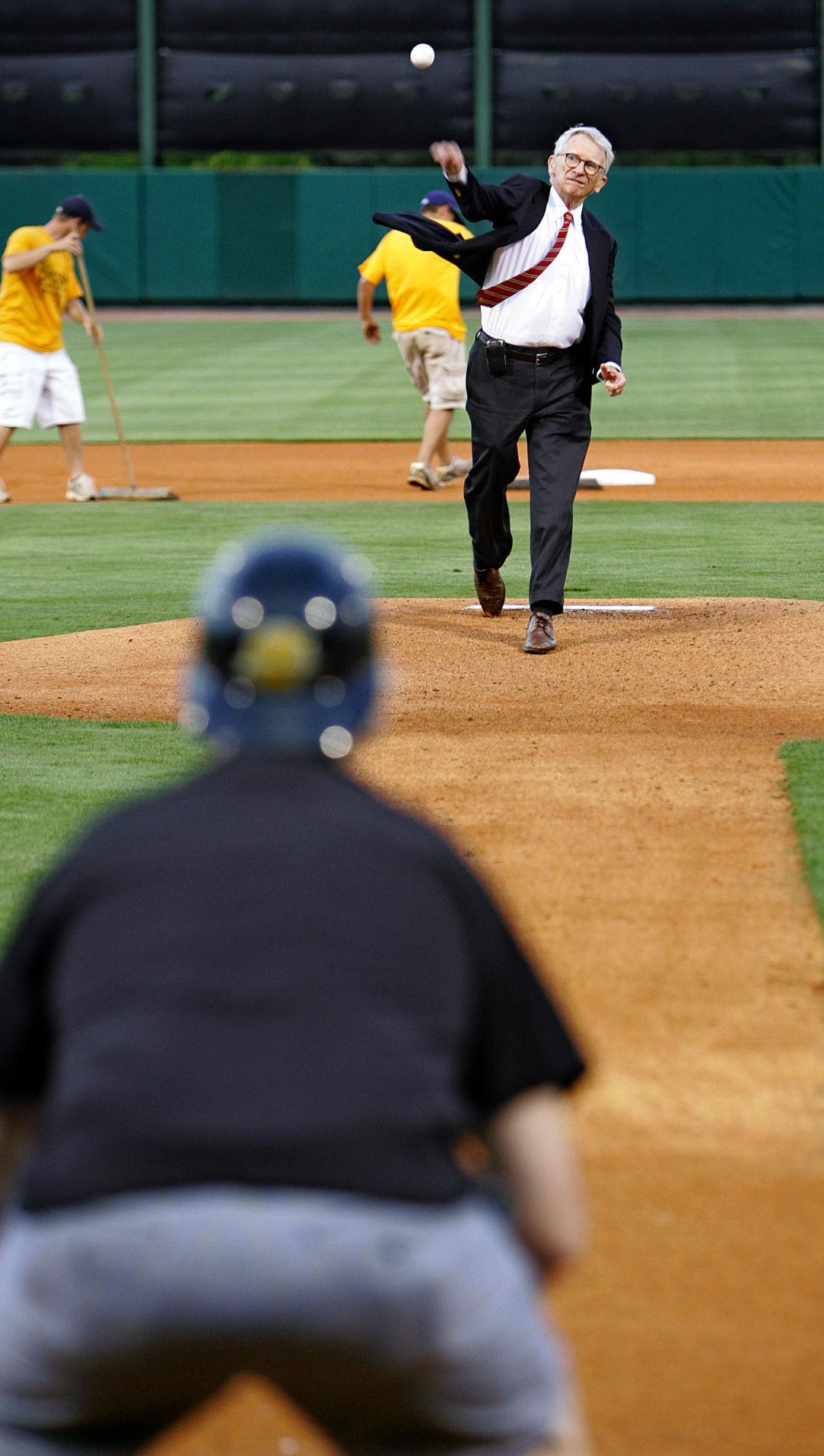 Riley, Veeck highlight Charleston Baseball Hall class