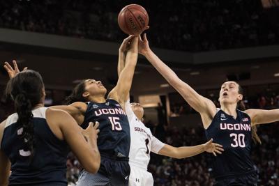 Date set for next women's basketball clash between Gamecocks, UConn