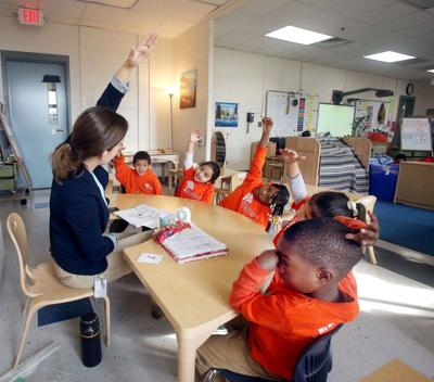 Turnaround schools Statewide district explored as answer to chronic failure (copy)