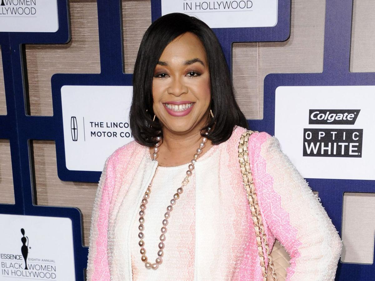 Shonda Rhimes writing book on a year of accepting challenges
