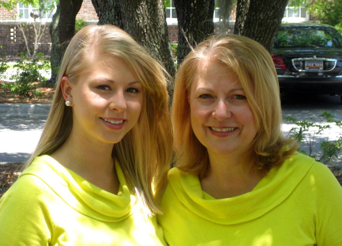 Mother-daughter Lookalikes