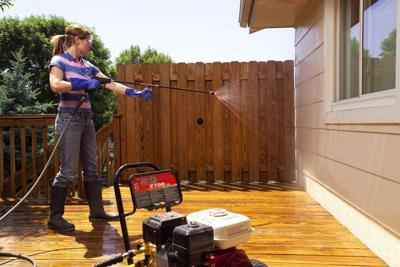 Grime on the house? Pros and cons of power washing