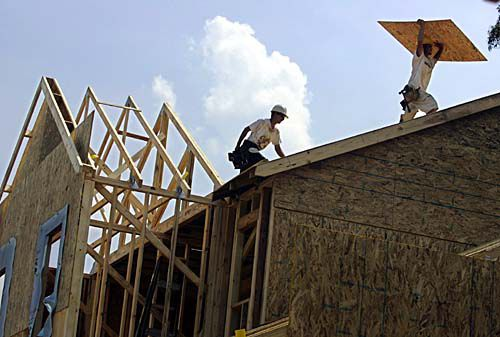 Centex and Pulte plan merger