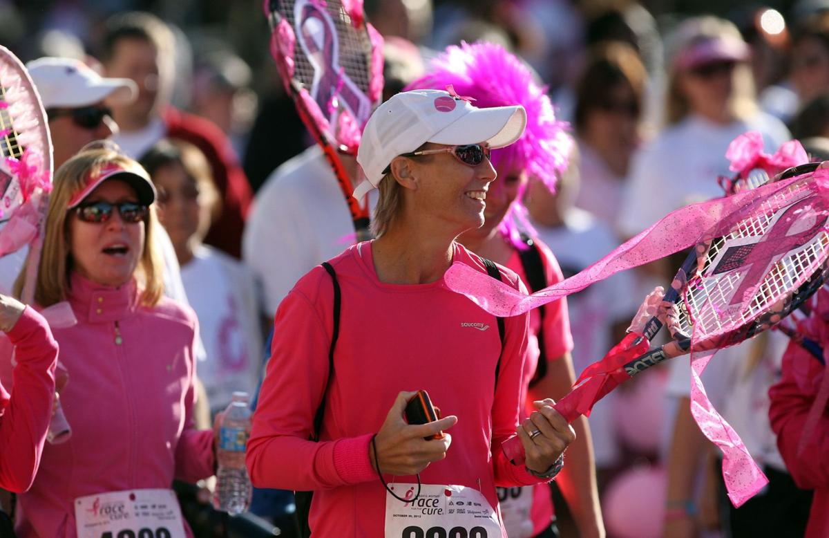 Got pink? It's time to battle breast cancer