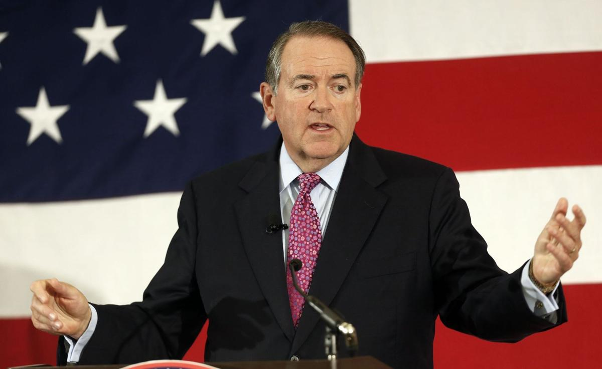 In Arkansas, Huckabee poised to launch 2nd White House bid
