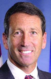 A referendum on Mark Sanford? In 16-candidate Republican field, former governor takes some hits