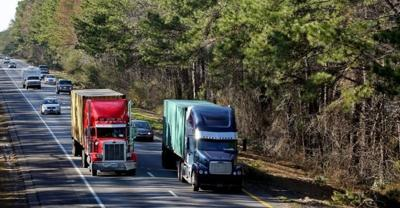 DOT planning improvements to deadly stretch of I-95 DOT contractor clear-cutting hundreds of trees on I-26 (copy)