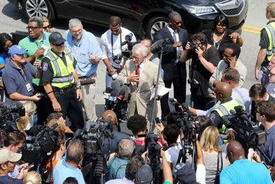 Q&A: Joe Riley says church shooting suspect didn't learn to hate in Charleston