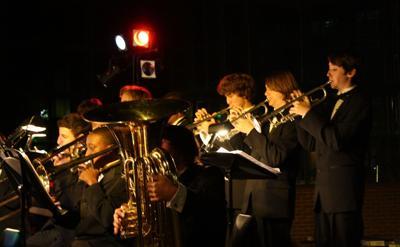 Jump, Jive & Wail for SOA students Young jazz ensemble to perform benefit at Charleston Visitor Center Bus Shed Jump, Jive and Wail all night long