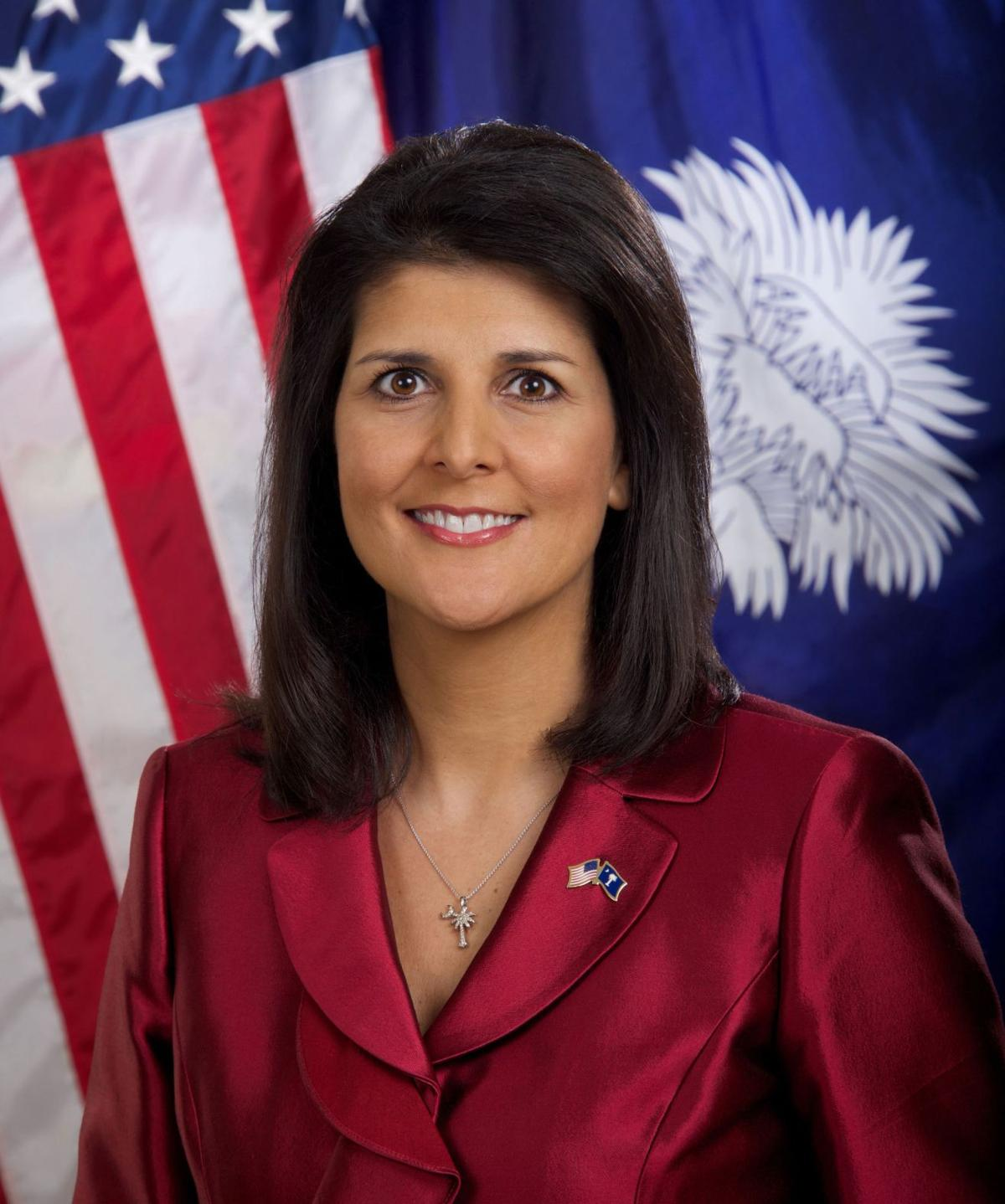 Anti-union ad features Gov. Haley
