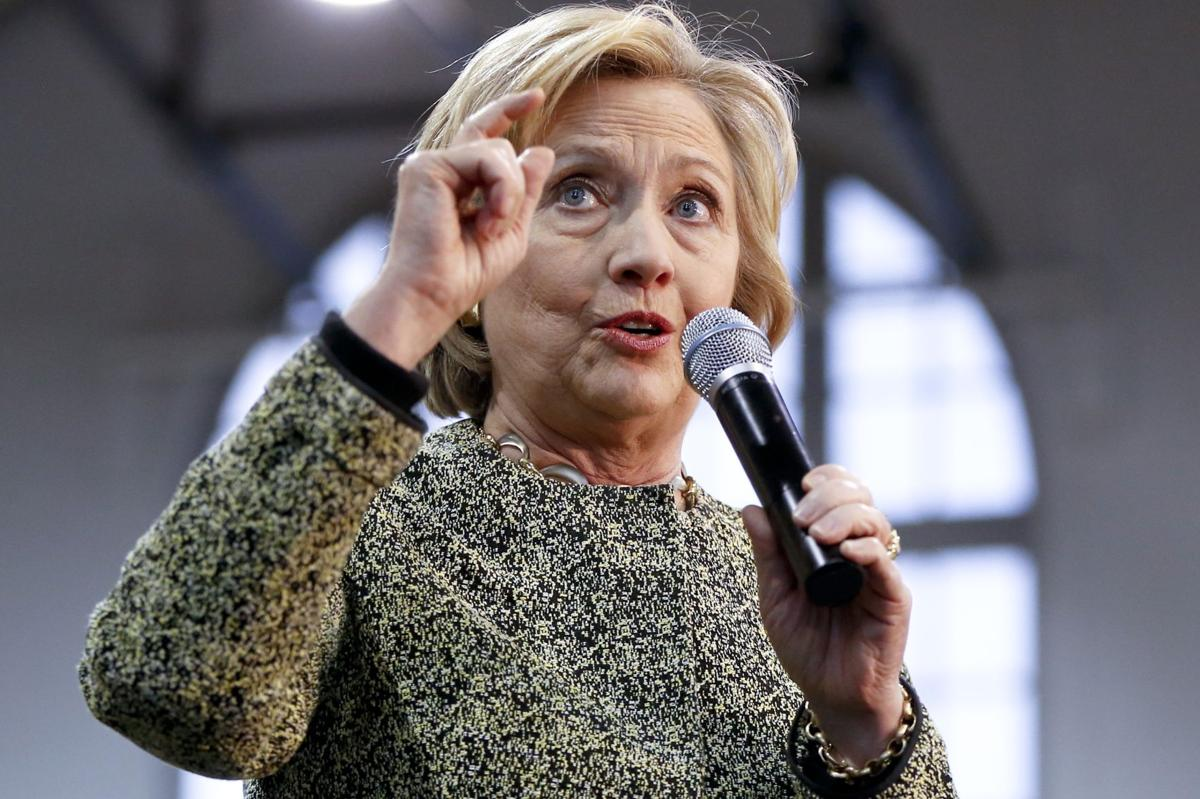 Being Hillary means never saying 'sorry'