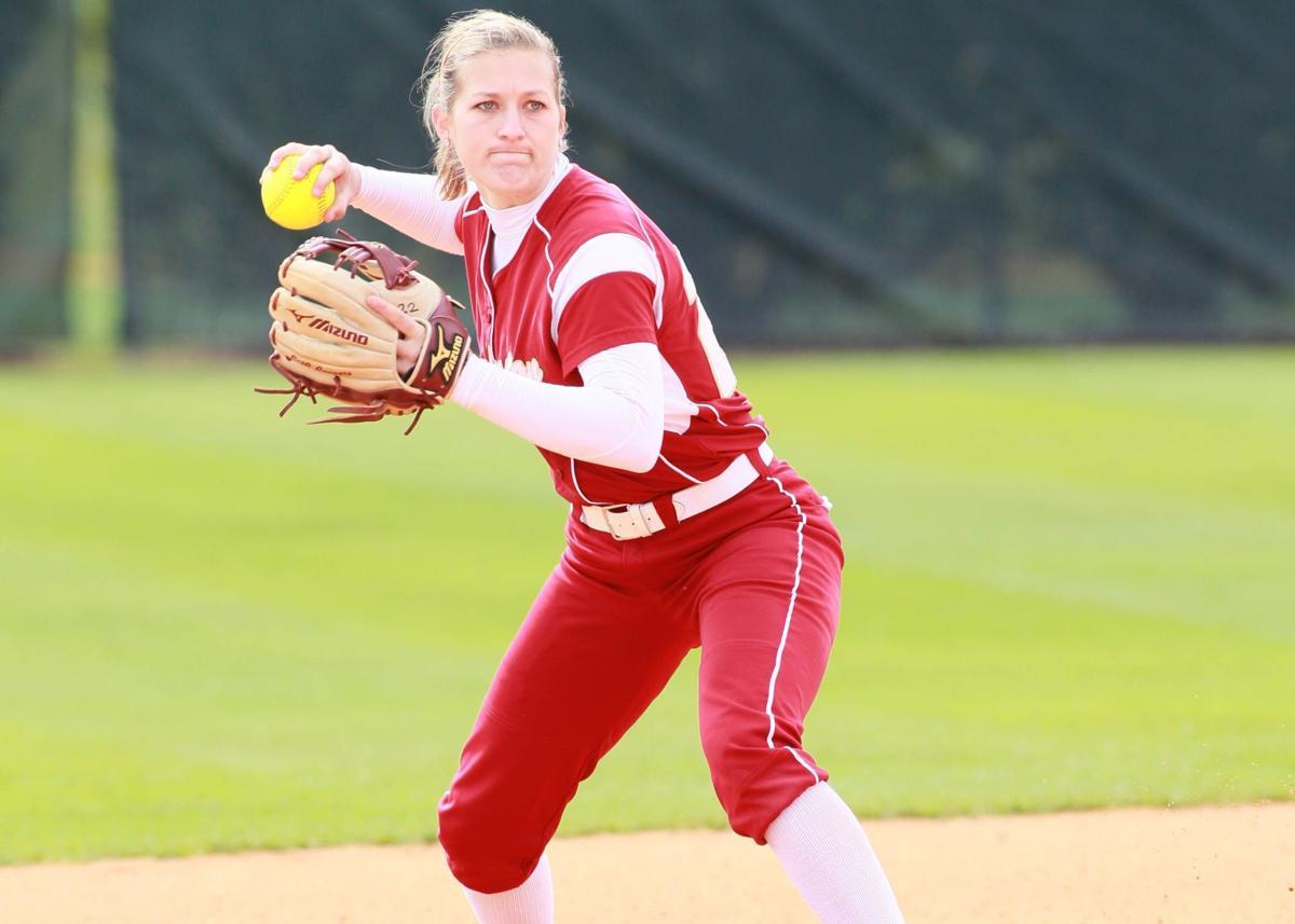 Former Hanahan star Ashton Jarrett a key in College of Charleston softball success