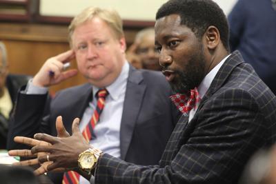 County Admin Jason Taylor and Green.JPG