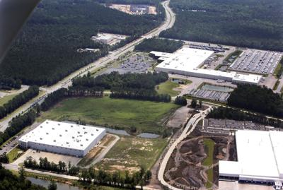 Palmetto Commerce Park matures into thriving hub (copy)