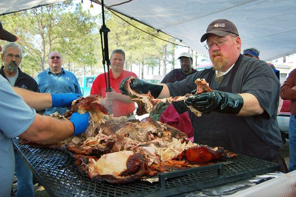 On a mission for South Carolina cooking