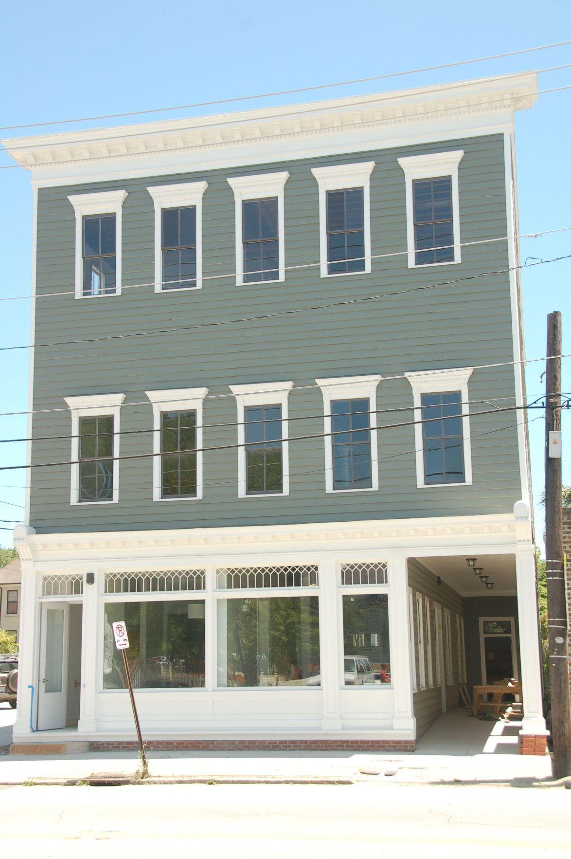 Calhoun Street landmark gets new lease on life