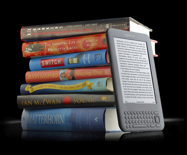 Kindle bookworms will be able to borrow from Amazon.com