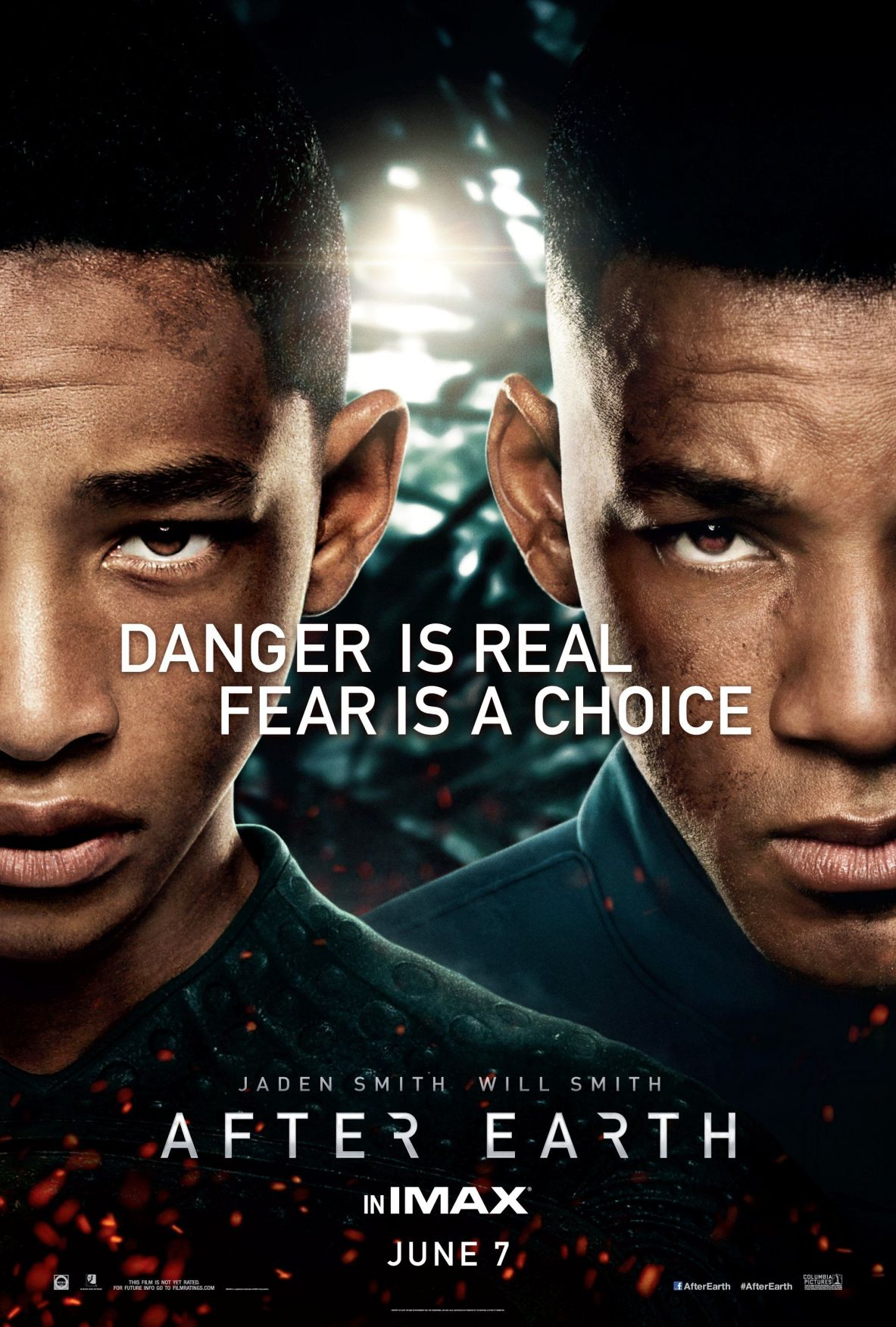'After Earth' a film vehicle for Will Smith's son
